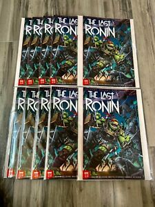 TMNT The Last Ronin issue #2 Lot / 10 Copies / NM/M Cond.
