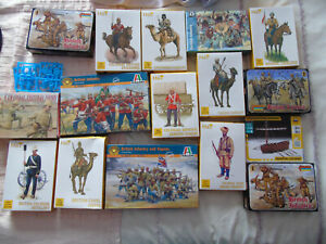 1/72 scale Job Lot Middle East Model Soldiers Colonial era