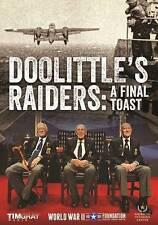 Doolittle`s Raiders: A Final Toast Brand New DVD