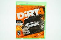 Dirt 4 Day One Edition: Xbox One [Brand New]