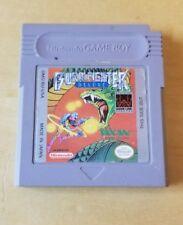 Burai Fighter Original Nintendo Gameboy Clean Tested Authentic