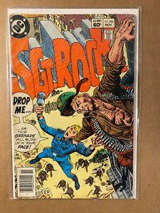 Sgt. Rock 5 Comic Lot Joe Kubert Art DC Bronze Age War! I Combine Shipping