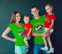 Disney Christmas Family Vacation 2018, Funny Matching T-Shirts!