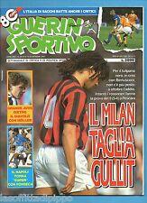 GUERIN SPORTIVO-1992 n.38- GULLIT-VIERCHOWOD-MASSARO-ALEMAO-NO FILM
