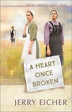 A Heart Once Broken by Jerry S. Eicher (English) Paperback Book-New