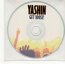 (GO367) Yashin, Get Loose! - DJ CD