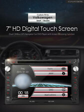 "AUTORADIO GPS 7""HD USB SD GOLF PASSAT POLO SEAT LEON SKODA DUAL CANBUS DVD XT"