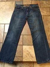 Women's Fox Badbrain Straight Leg Jeans Sz 31 Inseam 28 Distressed