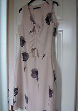 Zara V-Neck Floral Dresses Midi