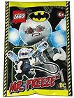 Blue Ocean LEGO Super Heroes Mr Freeze Minifigure Foil Pack Set 212007 (Bagged)