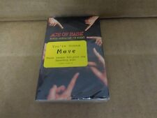 ACE OF BASE NEVER GONNA SAY I'M SORRY FACTORY SEALED CASSETTE SINGLE C6