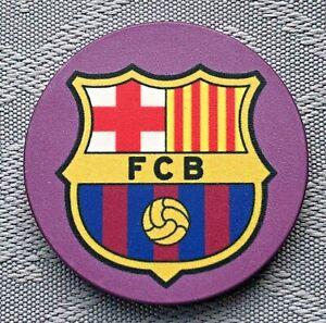FC BARCELONA GOLF BALL MARKER - 10gram 39mm Diameter