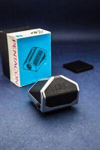 Pentacon Six TL Eye Level Non Metered Prism Prisma Viewfinder Finder In Box