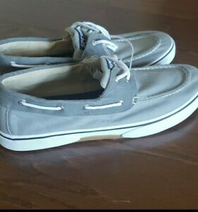 Sperry Topsider Memory Foam Boat Shoes 13M