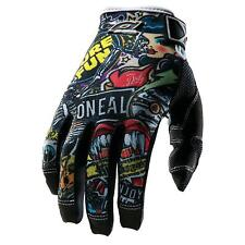 ONeal Mayhem Jump CRANK Kinder Handschuhe MX DH Mountain Bike Moto Cross MTB