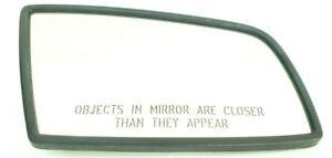 BMW 2006-2010 5 SERIES 540I 550I 530I 525I MIRROR GLASS RIGHT HEATED AUTO DIM
