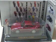 KYOSHO 1/64 PORSCHE 911 TURBO (1995)