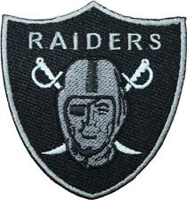NFL Raiders badge brodé patch 10cm