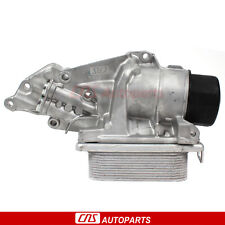 Engine Oil Filter Housing w/ Cooler 2721800510 06-12 Mercedes-Benz C G S Series