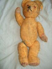 OLD VINTAGE TEDDYBEAR.