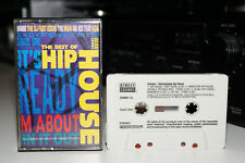 Street Sounds The Best Of Hip House/RARE/Cassette/Tape/1989/Fully Play Tested