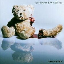 TONY NAIMA & THE BITTERS - Dismember CD