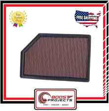 K&N Replacement Air Filter for VOLVO V60 / S80 / XC60 / V70 * 33-2388 *