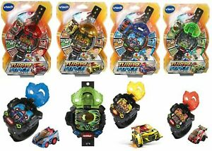 VTech Turbo Force Racers, Toy Car, Racing Car with Rechargeable Battery. New
