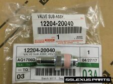Toyota Sienna (2003-2006) Oem Genuine Pcv Valve 12204-20040