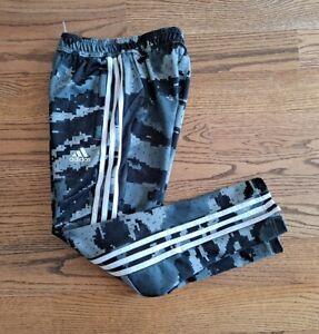 Adidas Climacool Athletic Training Running Basketball Sweat Pants Boy's Size S