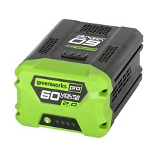Greenworks 2906402-RC Pro 60V Lithium-Ion 2AH Battery (Reconditioned)
