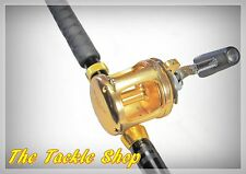 "6'10"" 2 spd Roller Big Game Combo - Alloy GTR20 Legion Reel+TR30 PacBay Rod"