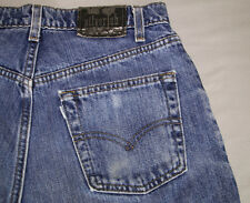 Levis SilverTab Baggy Jeans Blue Size 31 x 30 Cotton Silver Tab Free Shipping