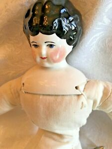 Vintage Porcelain Doll