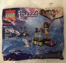 New Lego 30205 Friends Pop Star Red Carpet Unopened NISB Sealed