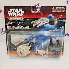Star Wars Micro Machines BOBA FETT Bounty Hunter Tatooine Action Fleet Empire B5