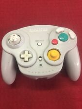 Nintendo GameCube Silver Wavebird Wireless Controller Only No Receiver DOL-004