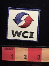 Vtg WCI RECYCLE Logo Advertising Patch (?is This Waste Connection Inc.) C643