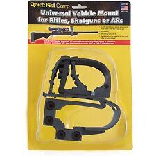 Quick Fist Vehicle Rifle or shotgun clamp gun rack
