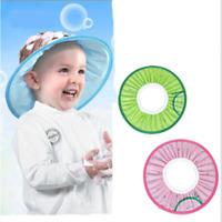 Baby Shower Cap Ear Protection Bath Caps Bathing Hat Shampoo Cap Toddler Kids