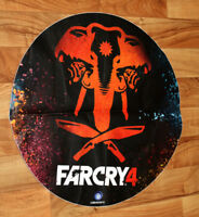Far Cry Farcry 4 Promo Large Game Store Floor Sticker PS3 PS4 Xbox One 360