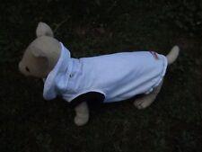 Hunde Schneejacke Chihuahua Rl. 27-32cm Umfang bis41cm weiss aus GORE - TEX TOP