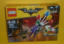 "LEGO - THE BATMAN MOVIE - boxed 70900 ""The Joker Balloon Escape"" sealed 2017 NEW"