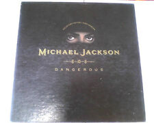Michael Jackson DANGEROUS COLLECTOR'S EDITION POP-UP BOOK for cd LIMITED SPECIAL
