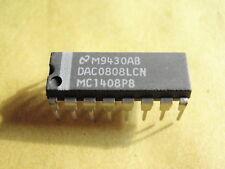 IC bloc de construction dac0808lcn 15672-118