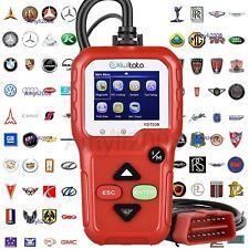 KW680 Auto OBD2 OBDII Scanner Car Code Reader Diagnostic Engine Fault Scan Tool