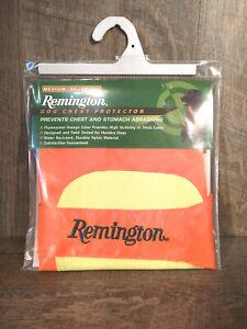 Remington Dog Chest Protector Medium (36-60lbs) or Large (61-85 lbs) Orange
