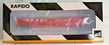 RAPIDO 1/87 HO CP RAIL ACTION RED 52.6' MILL GONDOLA CAR # 340273 ITEM # 50024-3