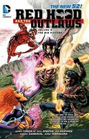 DC COMICS RED HOOD & THE OUTLAWS N52 VOL 5 BIG PICTURE TPB TRADE PAPERBACK