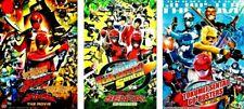 DVD Tokumei Sentai Go-Busters Vol.1-50 End + 3 Movie English Subtitle Tracking